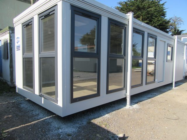 32ft x 10ft MARKETING SUITE, SHOWROOM, SALES OFFICE, GREAT CONDITION