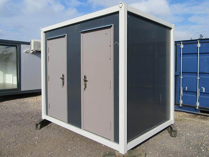 Toilet / Shower units
