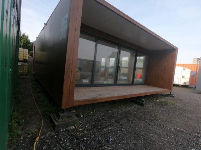 20ft x 30ft BRAND NEW 3 BAY MODULAR BUILDING, SALES OFFICE, SHOP, SITE OFFICE