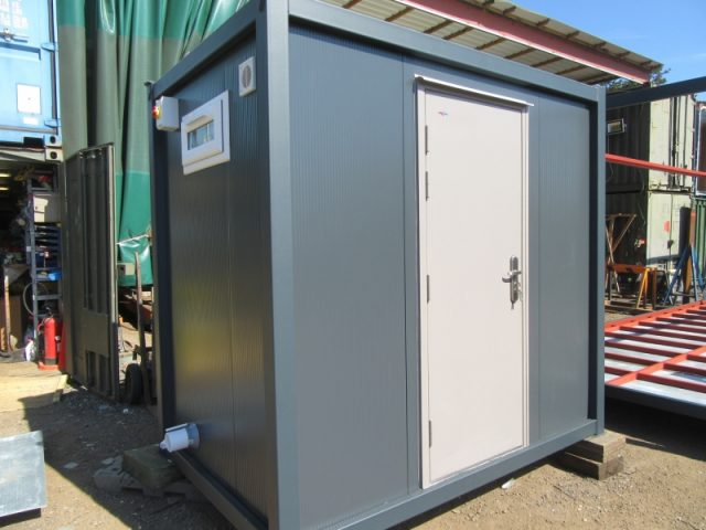 8ft x 6ft TOILET SHOWER UNIT