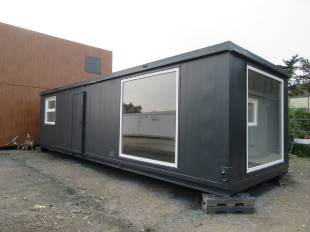 32ft x 10ft MARKETING SUITE, SHOWROOM, SALES OFFICE, GOOD CONDITION