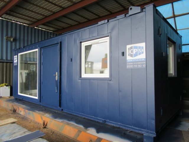 24ft x 10ft MARKETING SUITE, SHOWROOM, SALES OFFICE, GOOD CONDITION