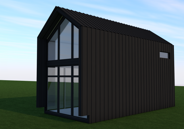 28ft x 14ft NEW BUILD 2 STOREY HOUSE 6 BAY MODULAR BUILDING ACCOMMODATION UNIT, LIVING UNIT