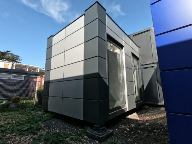 14ft x 10ft NEW BUILD 1+1 TOILET BLOCK / MALE AND FEMALE SHOWER UNIT