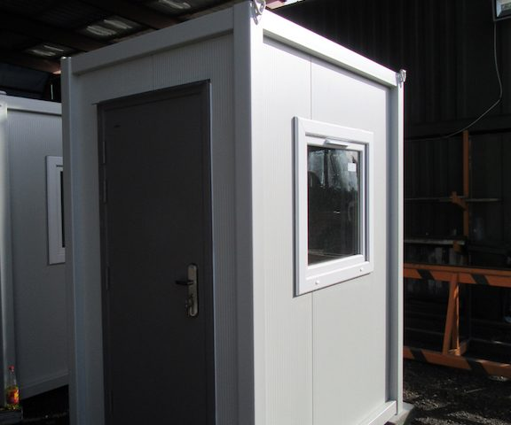 5ft x 6ft GATE HOUSE, PORTABLE BUILDING, SECURITY HUT, BRAND NEW
