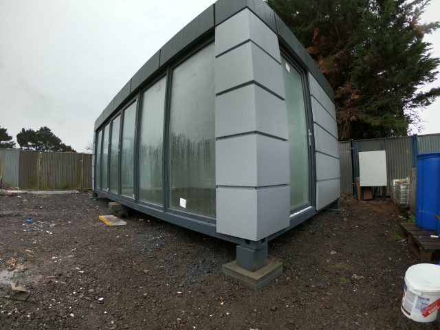 Let me give you a tour of one of our modular buildings.